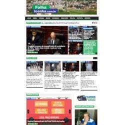 www.folhaiconha.com.br